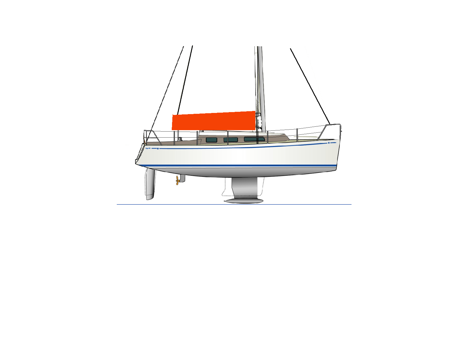 02 04 01 Typ H Segelboot Sonnendach ohne Gest nge.PNG
